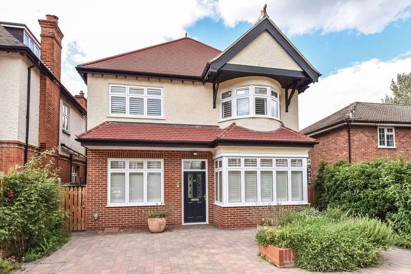 5 Bedrooms Detached House for sale in Maxted Park, Harrow on the Hill, HA1