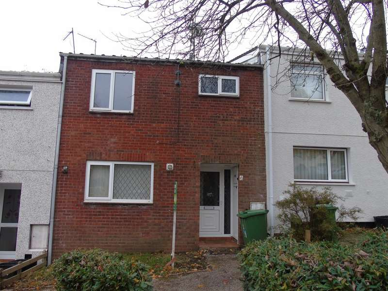 3 Bedrooms Terraced House for sale in Marl Court, Thornhill, Cwmbran