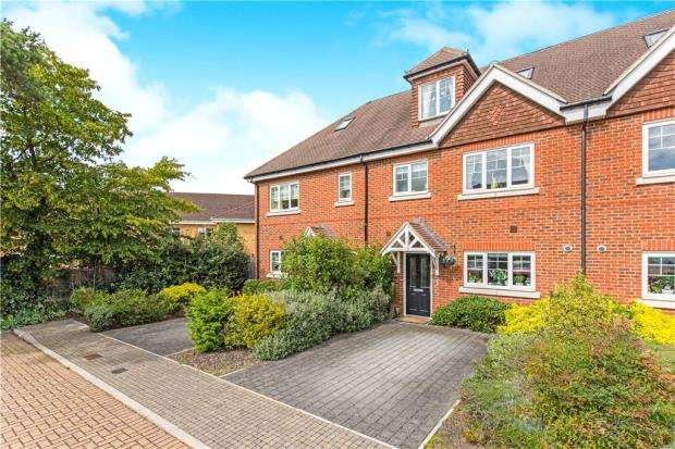4 Bedrooms Terraced House for sale in Foxglove Drive, Maidenhead, Berkshire