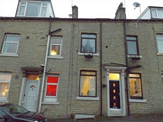 2 Bedrooms Terraced House for sale in Garfield Street, Halifax, West Yorkshire