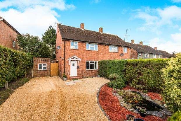 3 Bedrooms Semi Detached House for sale in Compton, Godalming, Surrey