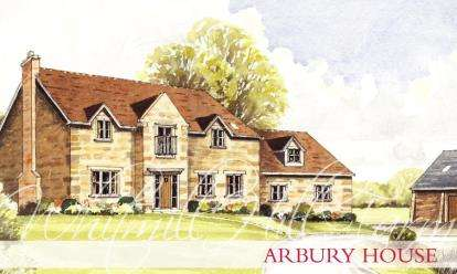 Detached House for sale in Whitmill Hill Farm, Bradby Lane, Staverton