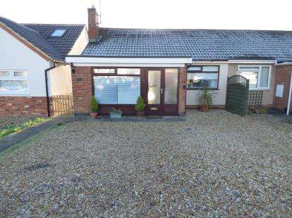 2 Bedrooms Semi Detached House for sale in Park Lane, Duston, Northampton, Northamptonshire