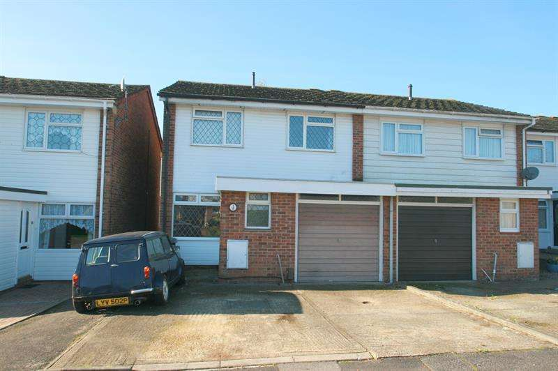 3 Bedrooms Semi Detached House for sale in St. Francis Place, Havant