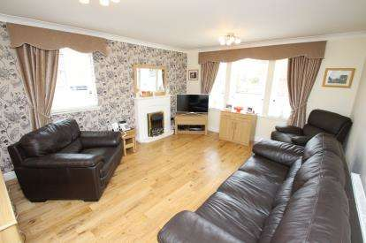 1 Bedroom Flat for sale in John Marshall Drive, Bishopbriggs