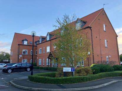 2 Bedrooms Flat for sale in Hassall Court, Bingham, Nottingham, Nottinghamshire