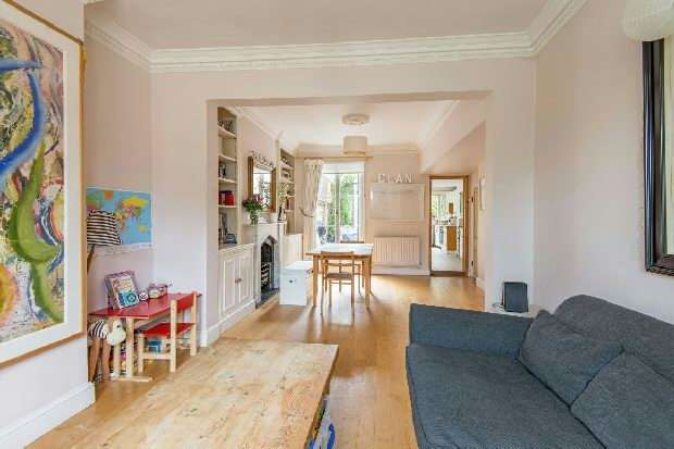 4 Bedrooms Unique Property for sale in Hargrave Park, Archway, N19