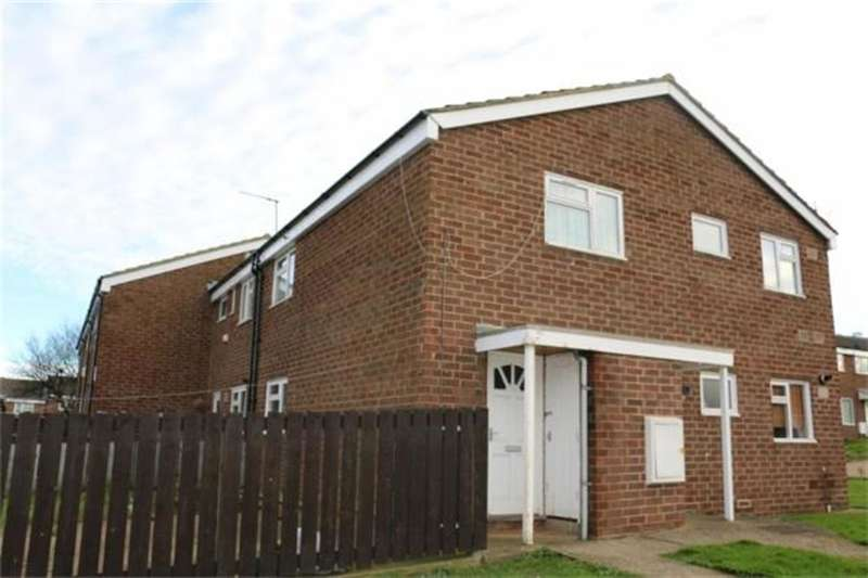 2 Bedrooms Flat for sale in Sedgemoor Road, Middlesbrough, TS6 0TZ