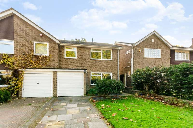 4 Bedrooms House for sale in Overbury Avenue, Beckenham, BR3