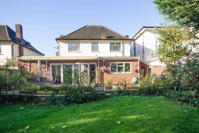 4 Bedrooms House for sale in Corringway, Park Royal, W5