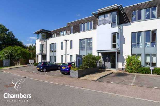 2 Bedrooms Apartment Flat for sale in Samuels Crescent, Whitchurch, Cardiff, CF14