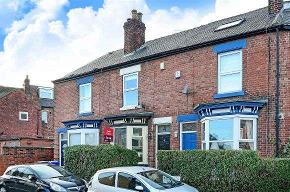 3 Bedrooms Terraced House for sale in Tavistock Road, Yorkshire, Sheffield