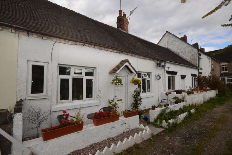 3 Bedrooms Bungalow for sale in Woodhead Yard, Cheadle, Stoke-On-Trent, ST10