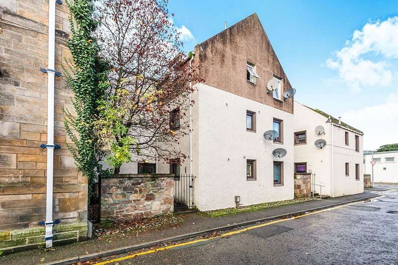 2 Bedrooms Flat for sale in Church Street, Dingwall, IV15