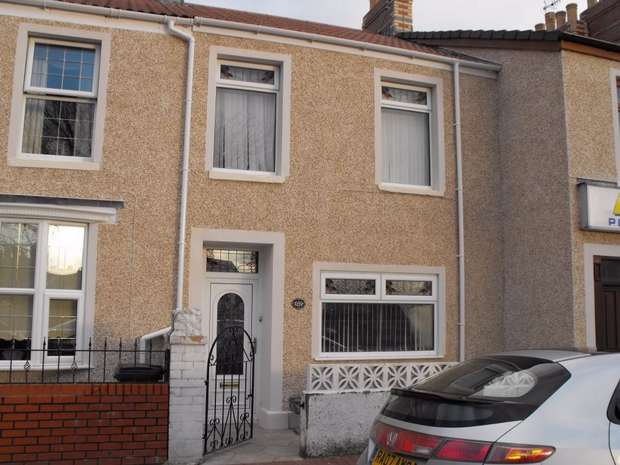3 Bedrooms Terraced House for sale in Windsor Road, Neath, Neath, West Glamorgan