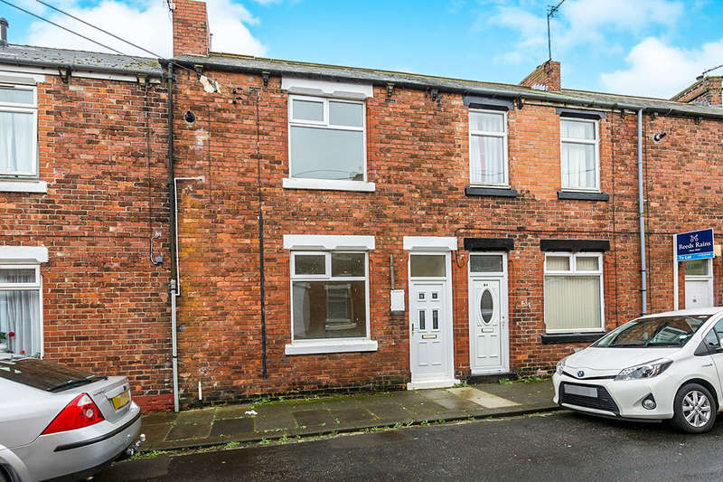 3 Bedrooms Terraced House for sale in Stephenson Street, Ferryhill, DL17