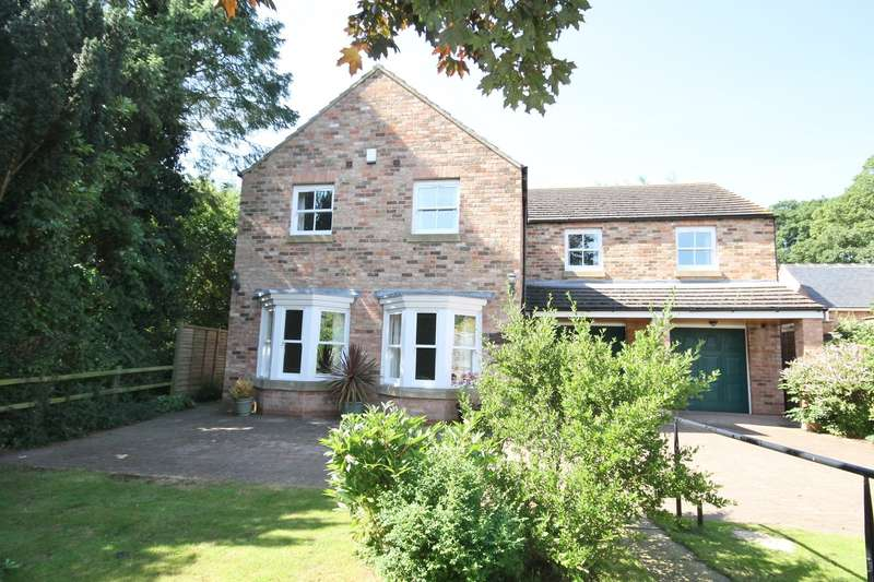 4 Bedrooms Detached House for sale in Main Street, Thornton le Moor, Northallerton DL7 9DS
