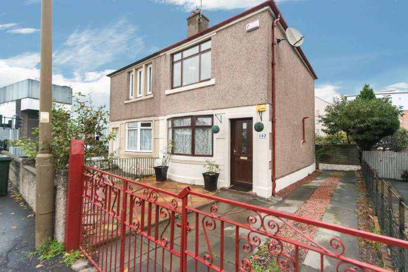 2 Bedrooms Semi Detached House for sale in McDonald Road, Bellevue, Edinburgh, EH7 4NW