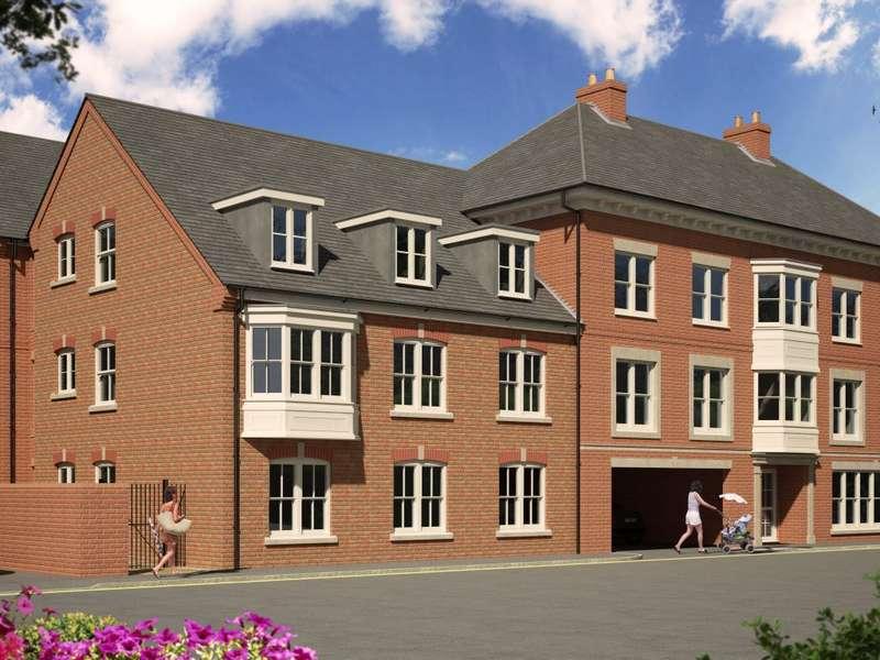 1 Bedroom Retirement Property for sale in Salisbury City Centre