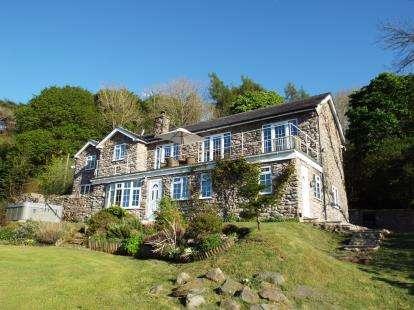 4 Bedrooms Detached House for sale in Glanrafon, Corwen, Gwynedd, LL21