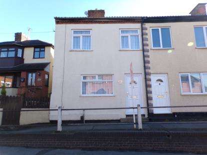 2 Bedrooms Semi Detached House for sale in Melton Road, Thurmaston, Leicester, Leicestershire