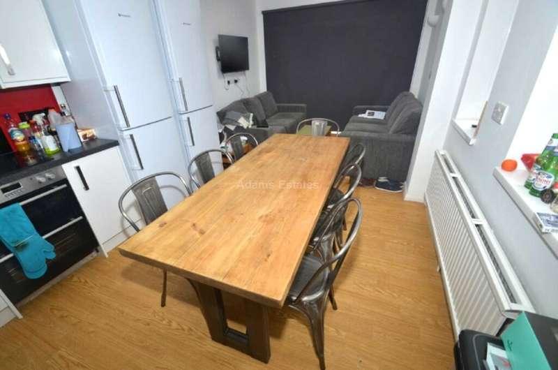 7 Bedrooms House for rent in Allcroft Road, Reading - House 9 K060