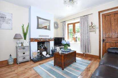 3 Bedrooms End Of Terrace House for sale in Parkgate Cottages, Parkgate Road, Chelsfield