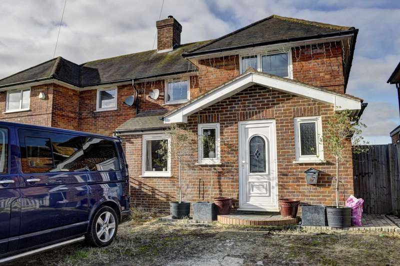 3 Bedrooms Semi Detached House for sale in Kingsmead, Monks Risborough