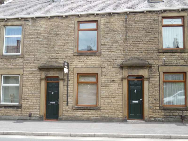 3 Bedrooms Terraced House for sale in Milnrow Road, Shaw