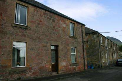 1 Bedroom House for sale in Long Row, Menstrie