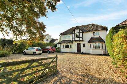 5 Bedrooms Detached House for sale in Passage Road, Bristol, Somerset