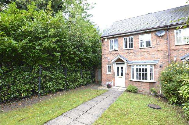 3 Bedrooms Semi Detached House for sale in Wade Court, CHELTENHAM, Gloucestershire, GL51 6NL