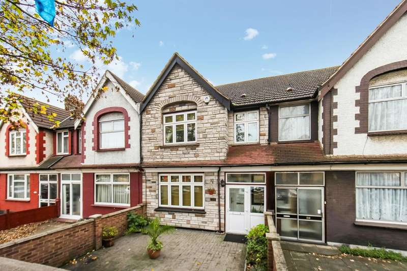 3 Bedrooms Terraced House for sale in Creighton Road, London N17
