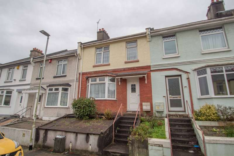 2 Bedrooms Terraced House for sale in Milehouse, Plymouth