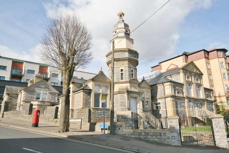 3 Bedrooms Town House for sale in 3 Balmoral Quays, Penarth, Vale Of Glamorgan, CF64 3NS