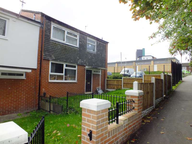3 Bedrooms End Of Terrace House for sale in Oatland Drive, Leeds, West Yorkshire, LS7 1SH