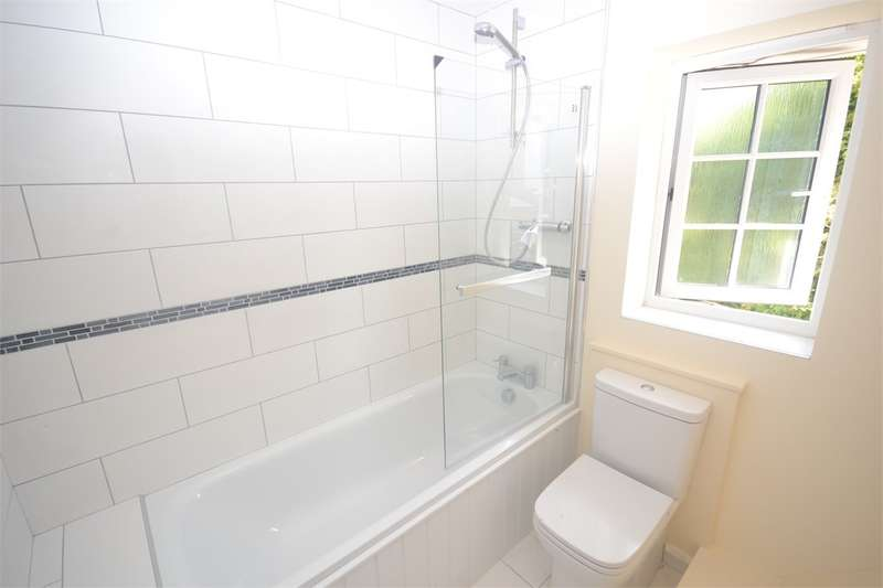2 Bedrooms End Of Terrace House for sale in Foundry Terrace, HITCHIN, SG4