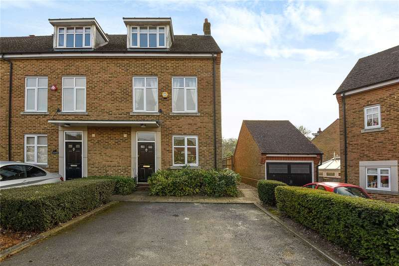 3 Bedrooms House for sale in Canal Way, Harefield, Uxbridge, Middlesex, UB9