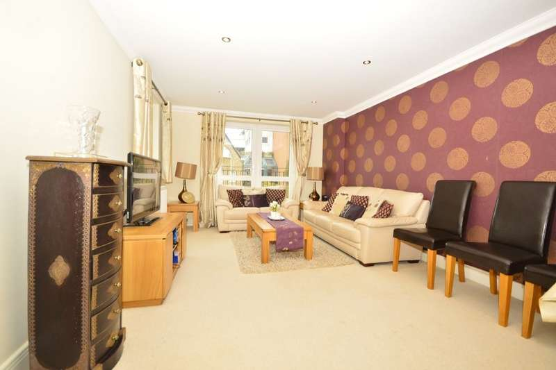 2 Bedrooms Flat for sale in West Street, Sutton, SM1