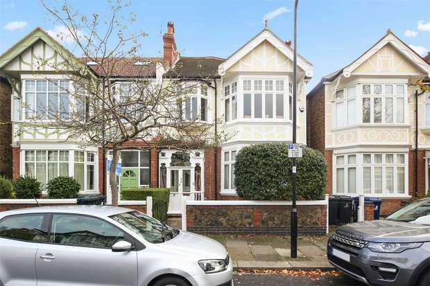 3 Bedrooms Detached House for sale in Fordhook Avenue, Ealing