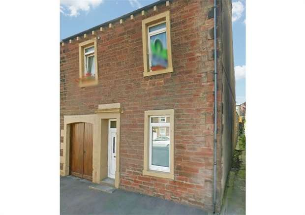 3 Bedrooms Semi Detached House for sale in Lawson Street, Aspatria, Wigton, Cumbria
