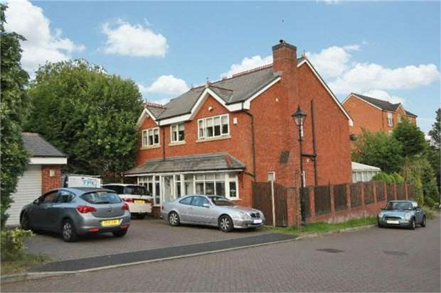 5 Bedrooms Detached House for sale in The Coppice, Prestwich, Manchester, Lancashire