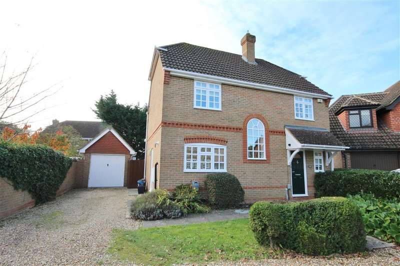 4 Bedrooms Detached House for sale in East Park Farm Drive, Charvil, RG10