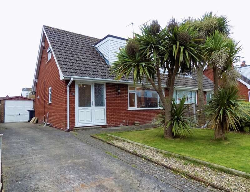 3 Bedrooms Semi Detached House for sale in Sunningdale Grove, Colwyn Bay, LL29