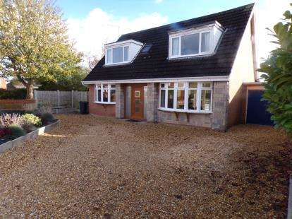 3 Bedrooms Detached House for sale in The Loont, Winsford, Cheshire, England