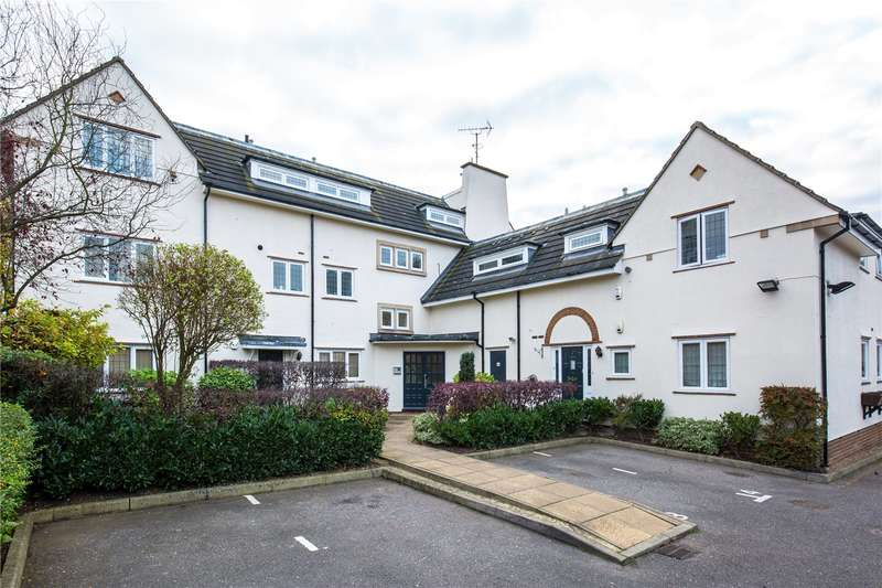 2 Bedrooms Apartment Flat for sale in Consort House, 5 Albert Road, Mill Hill, London, NW7