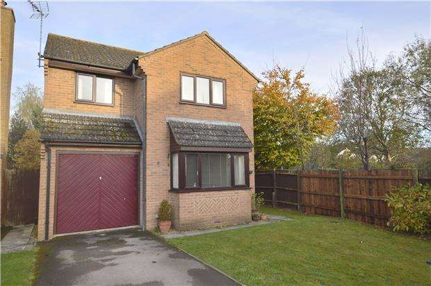4 Bedrooms Detached House for sale in York Row, CHELTENHAM, Gloucestershire, GL52 3EW