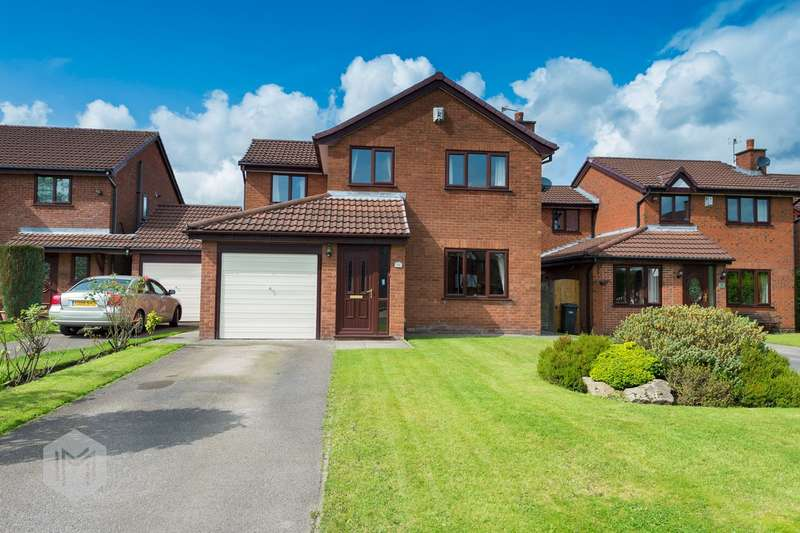 4 Bedrooms Detached House for sale in Amber Grove, Westhoughton, Bolton, BL5