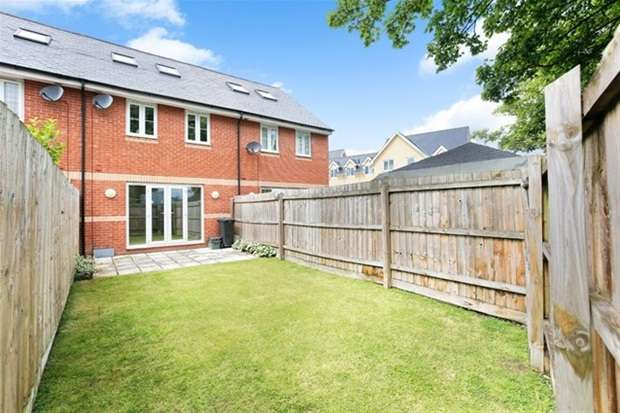 4 Bedrooms Terraced House for sale in Portway Mews, Frome