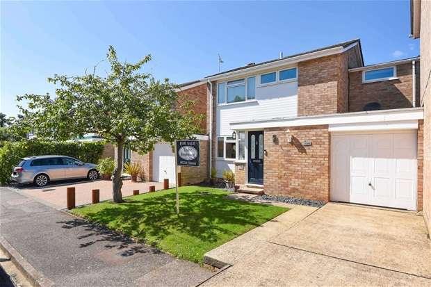 4 Bedrooms Link Detached House for sale in Dewlands, Oakley